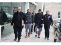 Samsun'da silahlı saldırı olayına karışan 3 kişi yakalandı