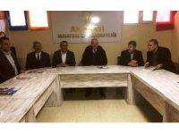 AK Parti Mardin İl Başkanı Nihat Eri: