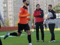 Adanaspor'da futbolcuların performansı teknik heyeti sevindirdi