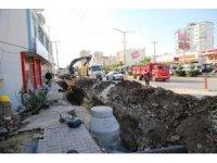 Alata'daki kanalizasyon sorunu çözüldü