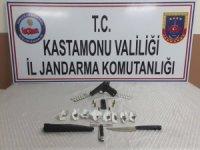 Jandarma ekiplerinden uyuşturucu operasyonu: 3 gözaltı