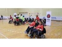 TİKA Azerbaycan'da boccia engelli sporunun gelişimine destek oluyor