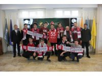 Final'den Samsunspor'a destek