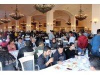 170 özel çocuk kahvaltıda bir araya geldi