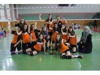 Kardelen Koleji kız voleybol takımı Nevşehir şampiyonu oldu