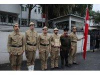 """""""15'li Torunları""""ndan sınırları korumak için yeniden askerlik başvurusu"""