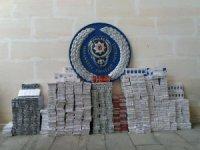 Hasankeyf'te 3 bin 780 paket kaçak sigara ele geçirildi