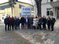 Hatay Büyükşehir personeli Kocaeli'deki çalışmaları inceledi