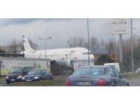 Yeşilköy'de dev uçak restoran olacağı günü bekliyor