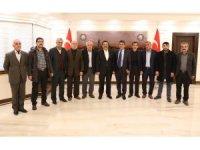 """Başkan Atilla: """"Belediyemiz hemşehrilerimizin emrindedir"""""""