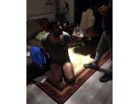 Silahlı suç örgütü lideri lüks rezidansta yakalandı