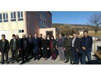 Büyükorhan'da ipek böcekçiliği yeniden canlanıyor
