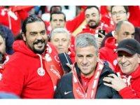 Ziraat Türkiye Kupası: Antalyaspor: 0 - Kayserispor: 1 (İlk yarı)
