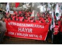 Birleşik Metal-İş Sendikası Genel Başkanı Serdaroğlu Bilecik'te