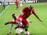 Ziraat Türkiye Kupası: Antalyaspor: 0 - Kayserispor: 2