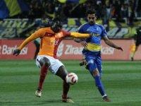 Ziraat Türkiye Kupası: Bucaspor: 0 - Galatasaray: 2 (İlk yarı)