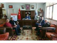 Simav Belediyesi'nin, Zafer Kalkınma Ajansı ile proje istişareleri devam ediyor