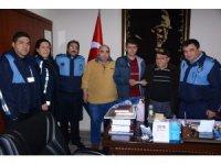 Dinar'da 'insanlık ölmemiş' dedirten olay