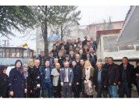 Büyükorhan'da başkanlar muhtarlarla bir araya geldi