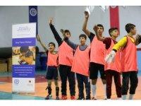 Suriyeli ve Türk çocuklara kardeşlik turnuvası