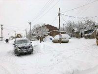 Bingöl'de 278 köy ve 4 ilçenin yolu ulaşıma kapandı