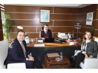 TREDAŞ, AssisTT Genel Müdür Yardımcısı Güventepe'yi ağırladı