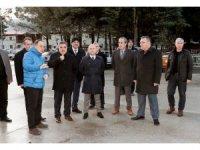 Amasya'da Erdoğan hazırlığı başladı