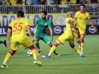 Göztepe, devreyi Fenerbahçe ile açıyor