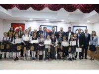 Başkan Göksu, öğrencilerin karne heyecanına ortak oldu
