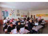 Ahlat'ta 10 bin öğrenci karne aldı