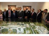 Kayseri Şehir Hastanesi 2018 yılında açılacak ilk hastane olacak