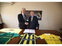 Acıbadem Sağlık Grubu, Fenerbahçe'nin yeni göğüs sponsoru oldu
