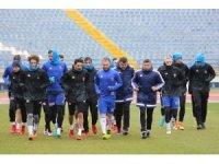 Karabükspor, Gençlerbirliği maçının hazırlıklarını tamamladı