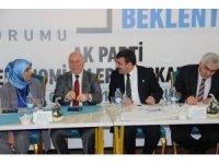 Erzurum'da ŞEB Formu Çalıştayı