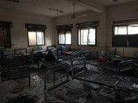 """TSK: """"PKK/PYD-YPG'nin vurulduğu hastanede yaralanan siviller Türkiye'ye getirildi"""""""