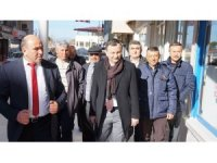 CHP'li Balaban Sarıgöl'de seçim çalışmalarına başladı