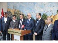 AK Parti Genel Başkan Yardımcısı Kaya'dan Çiftçi ve ekibine tam not