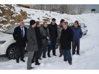 Adilcevaz'ın içme suyu şebekesi yenilenecek