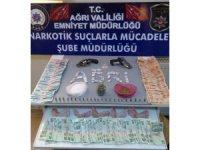 Ağrı merkezli uyuşturucu satıcılarına operasyon: 16 gözaltı