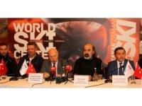 Erzurum'da Snowboard SBX Dünya Kupası heyecanı başlıyor