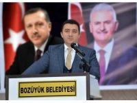 Başkan Bakıcı vatandaşları Bilecik 6. Olağan İl Kongresi'ne davet etti