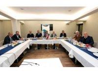 OKA Ocak ayı toplantısı Amasya'da yapıldı