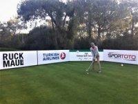 Türkiye Golf Turu Profesyonel Kategori Eleme Müsabakası yapıldı