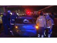 Kadıköy'de zincirleme trafik kazası: 3 yaralı