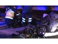 Maltepe'de zincirleme trafik kazası: 1 ölü