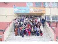 Dörtyol'da 41 özel eğitim öğrencisi diş taramasından geçirildi