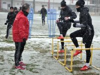 Gaziantepspor, Ümraniyespor maçı hazırlıklarını sürdürüyor