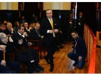 """Mustafa Cengiz: """"Dostane havayı eleştirerek bozulmasını istemiyorum"""""""