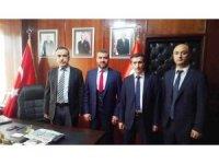 MHP'li Avşar'a ziyaretler sürüyor