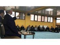 Siirt'te Umre adaylarına seminer verildi
